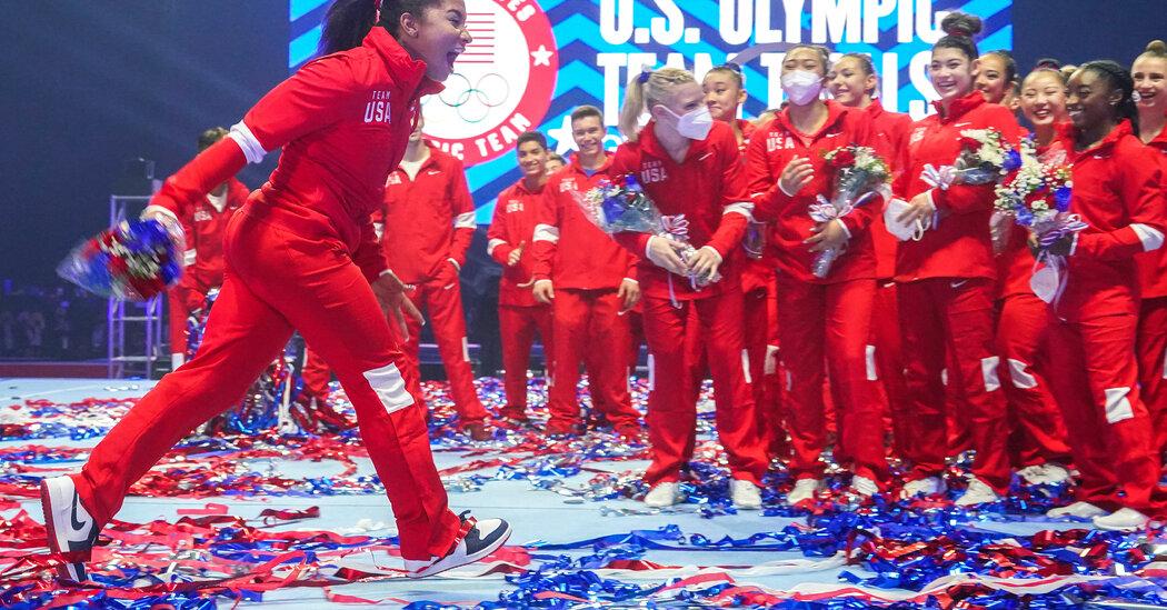 Женская гимнастика, день 1: как смотреть Симону Байлз и сборную США