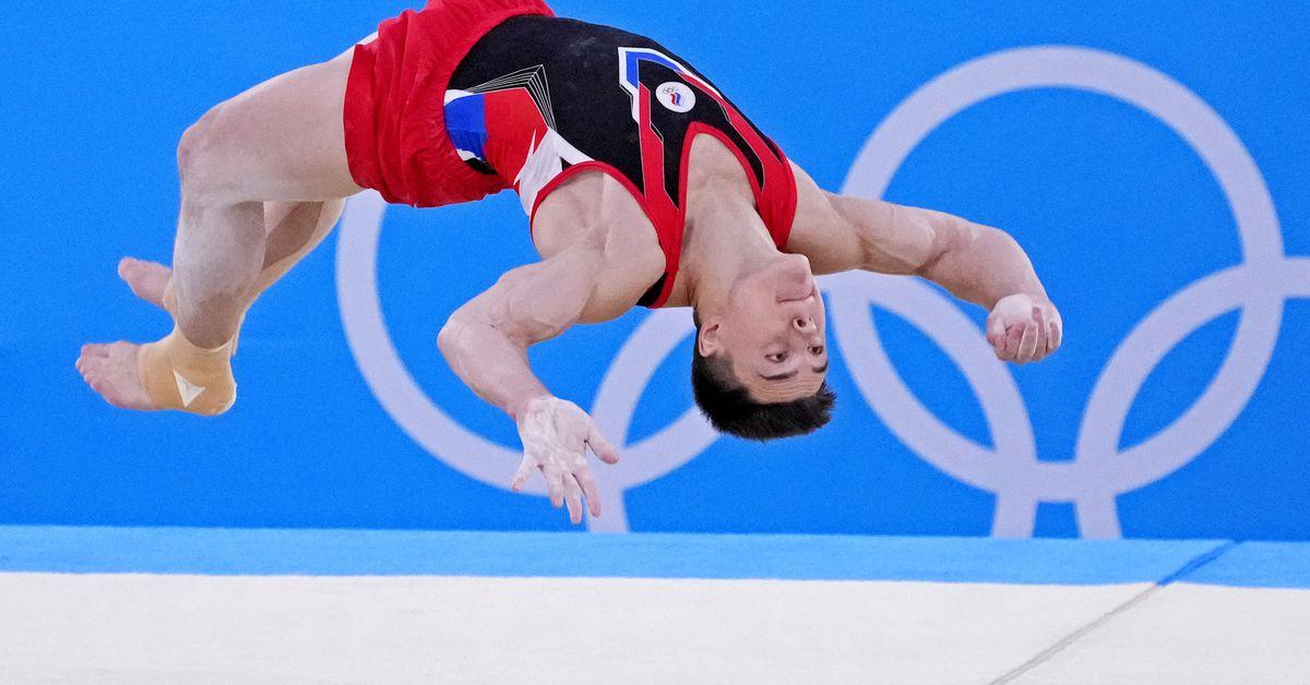 Олимпиада по гимнастике – российские мужчины добиваются первого золота с 1996 года против Японии и Китая.