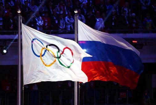 Без флага, без гимна, без проблем – Россию на этой Олимпиаде было бы сложно пропустить.