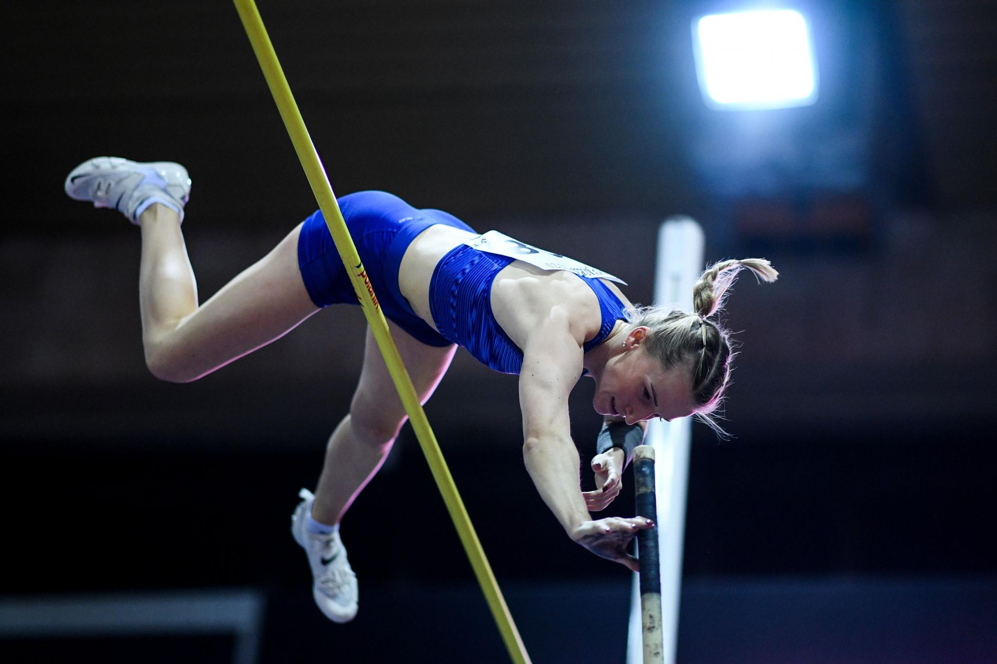 Анжелика Сидорова имеет статус ANA, поэтому она может соревноваться с командой ОКР на Олимпийских играх 2020 года в Токио © Getty Images