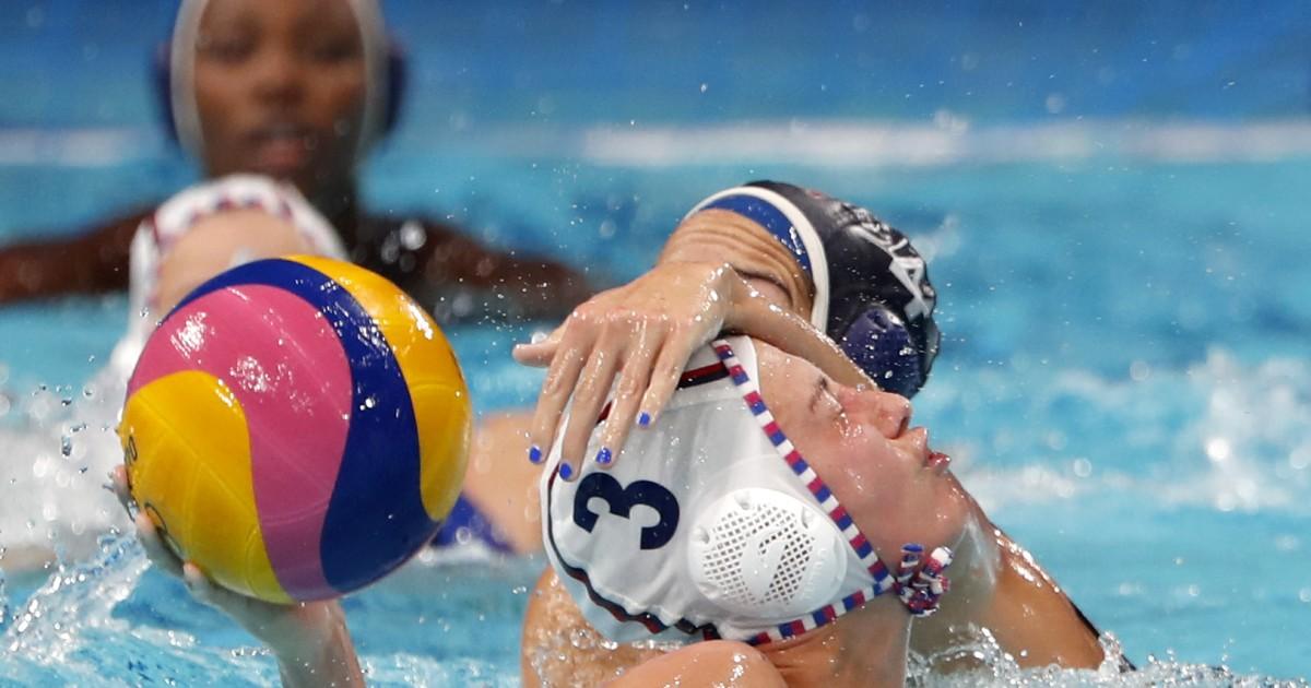 Американские женщины по водному поло обошли Китайскую республику и завоевали золотую медаль
