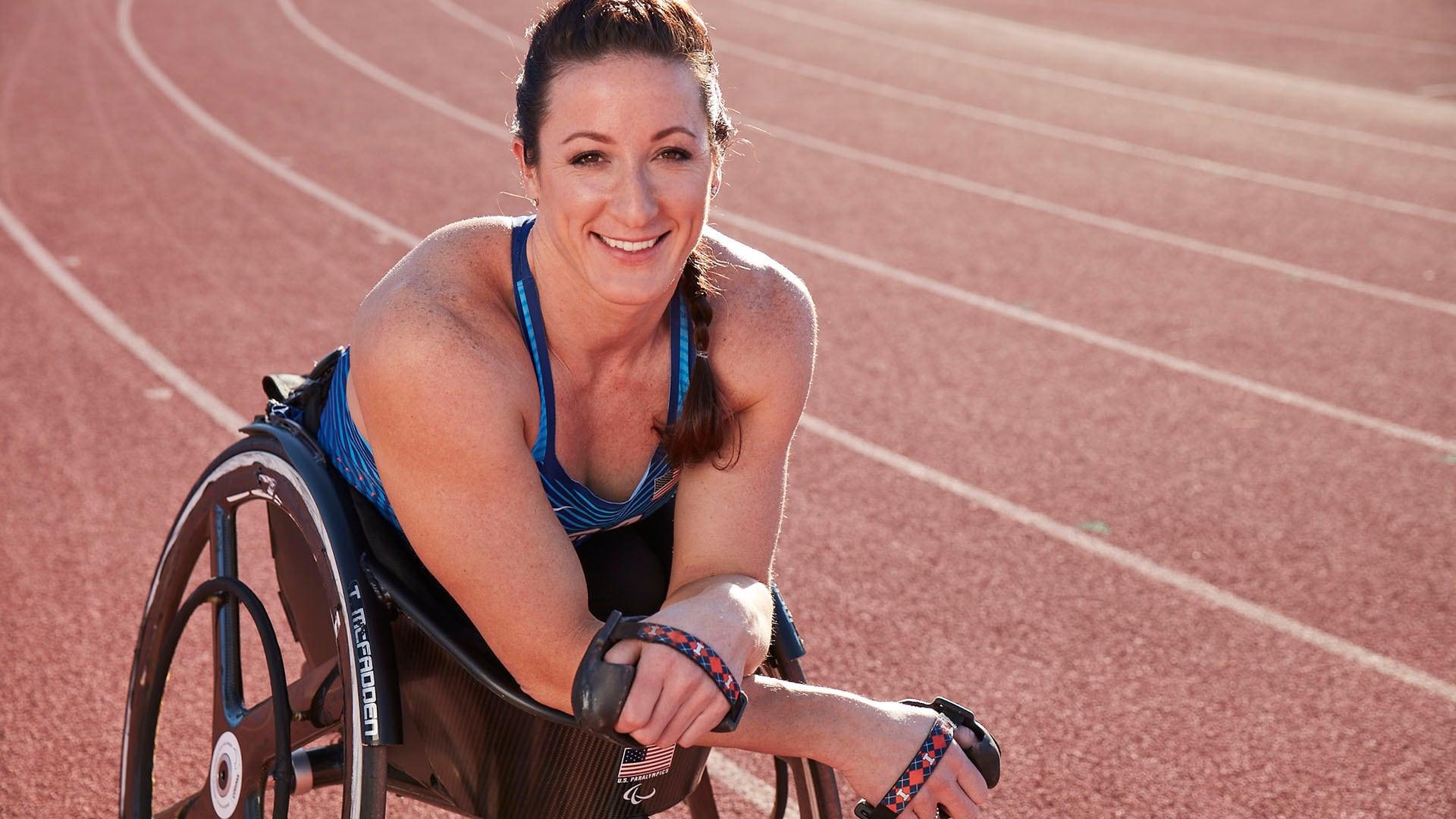 Встречайте Паралимпийские игры: Татьяна Макфадден