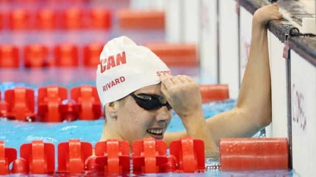 Гид по паралимпийским шоу: О'Рейли Ривард плывет за очередным золотом