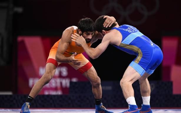 Олимпийские игры в Токио    Проницательный Рави заставляет Индию гордиться серебряной медалью