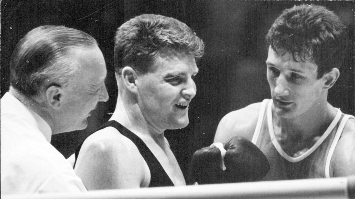 Олимпийский боксер Брайан Манселл, чемпион на ринге и джентльмен в жизни