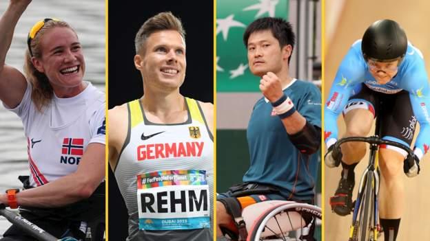 Паралимпийские игры в Токио: восемь спортсменов мирового уровня будут смотреть игры