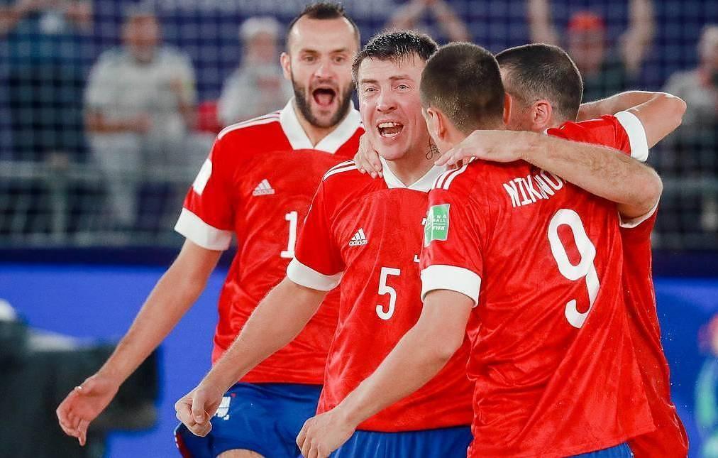 РФС выиграл чемпионат мира по пляжному футболу – Спорт