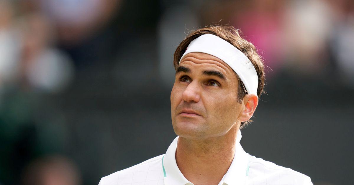 """Федерер перенес операцию на колене, у него есть """"проблеск надежды"""" на возвращение"""