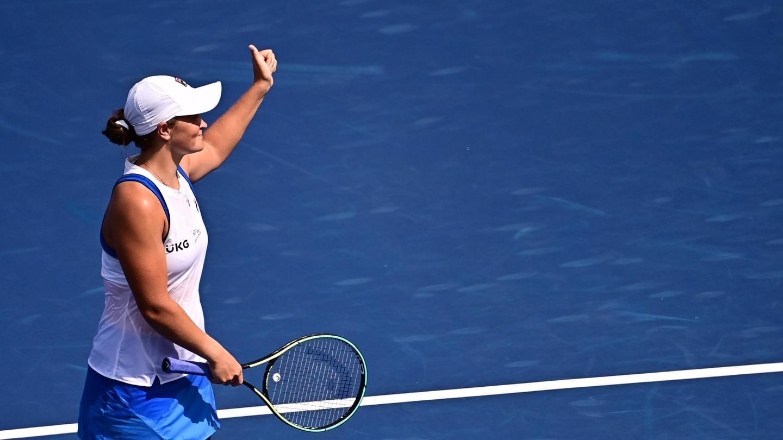 Цинциннати Мастерс: Медведев и Барти обеспечили победу в четвертьфинале