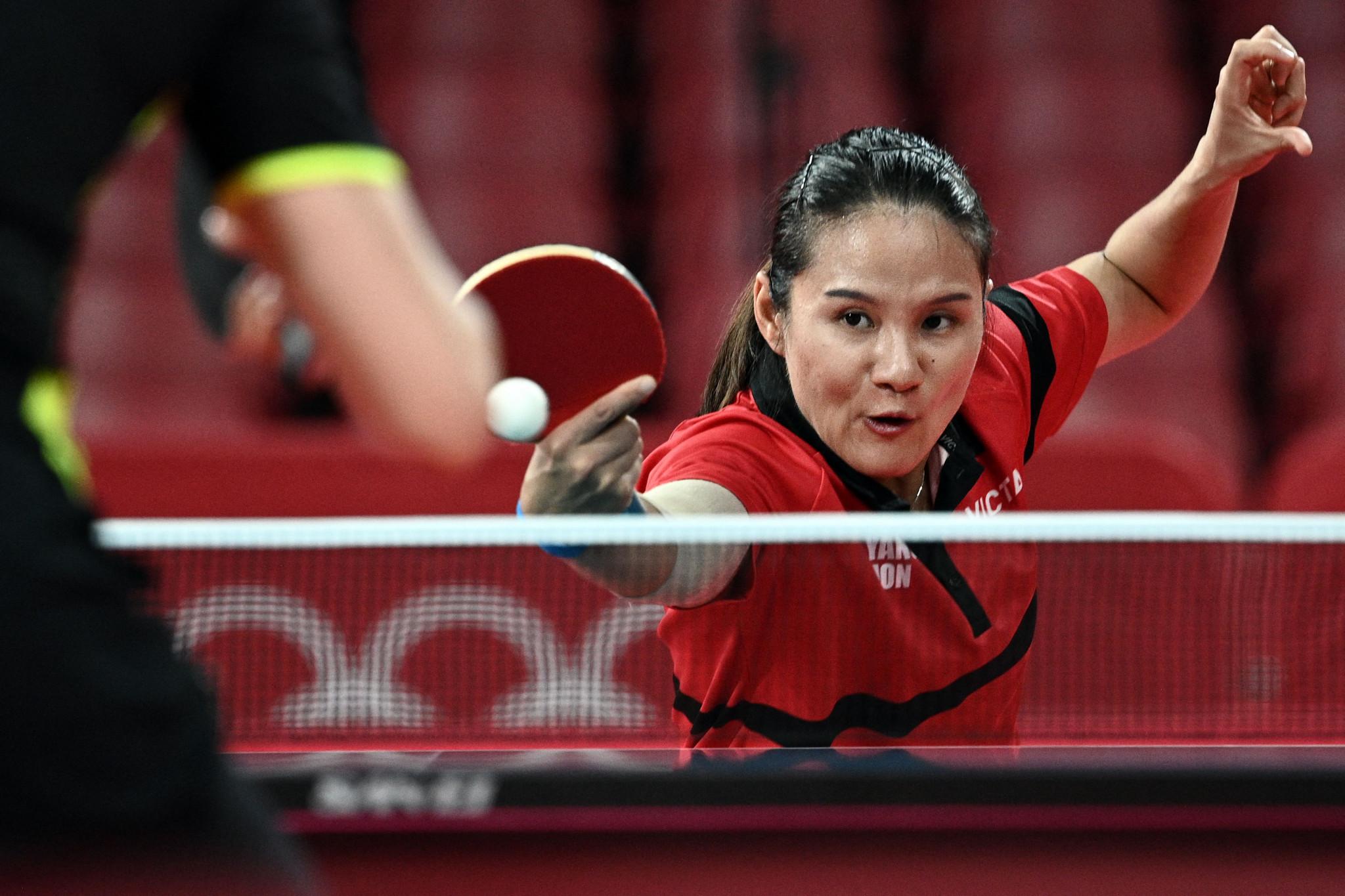 Четвертьфиналы в мужском и женском одиночном разряде подтверждены на WTT Contender Budapest