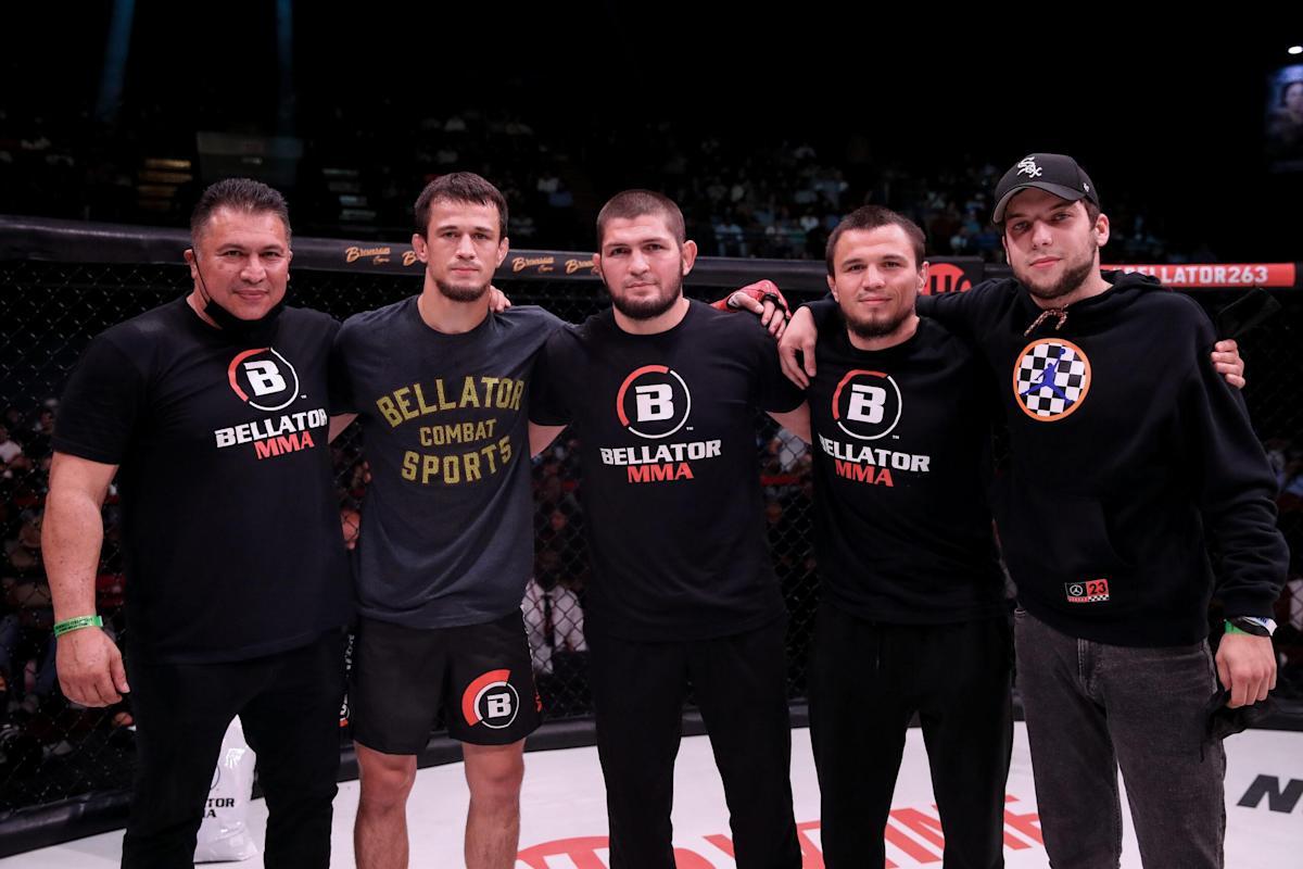 Усман Нурмагомедов получает скидку на Bellator 269;  Виталий Минаков встречает нового врага