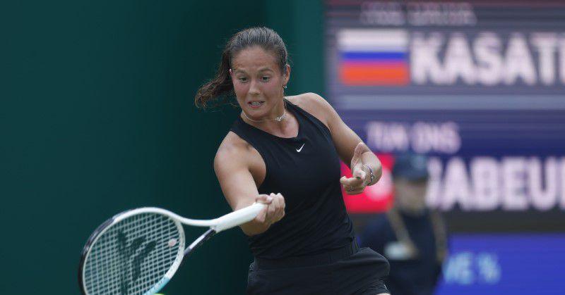 WTA: Дарья Касаткина обыграла Элиз Мертенс и вышла в финал Сан-Хосе