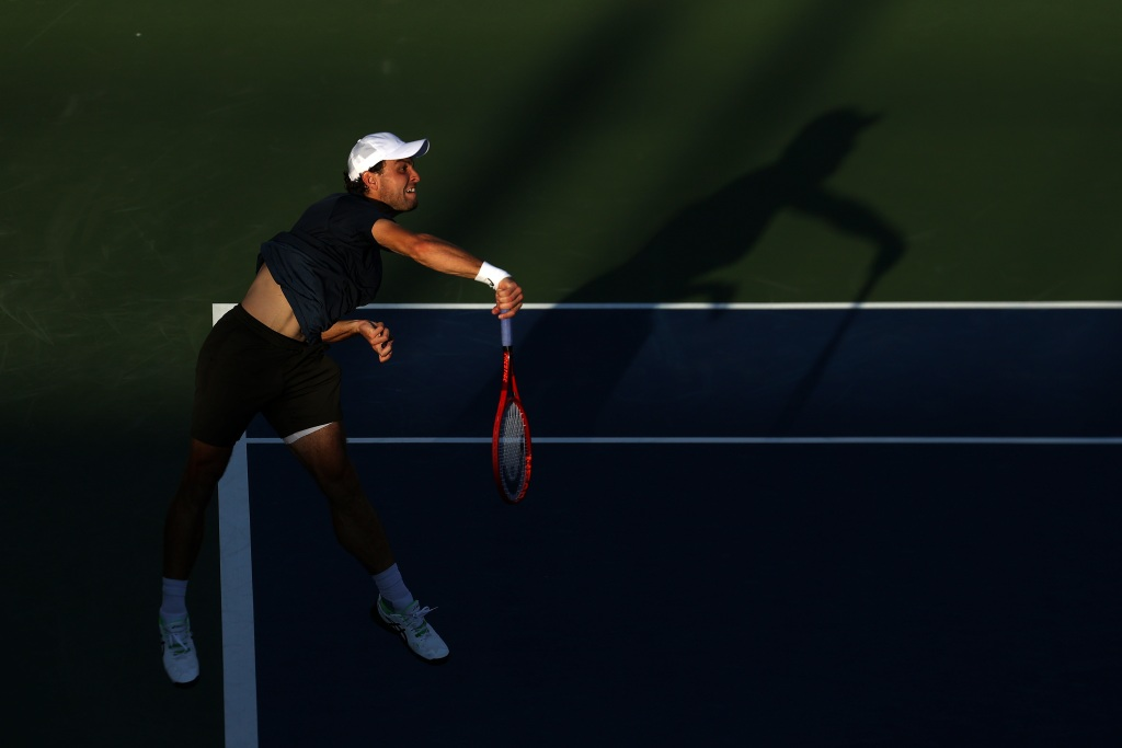 Аслан Карацев проиграл стартовый матч на Astana Open