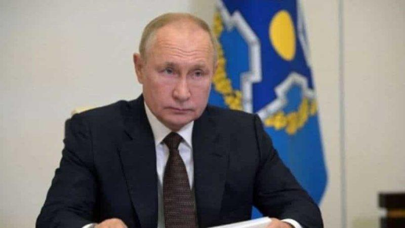 Владимир Путин примет участие в Олимпийских играх 2022 года в Пекине, поскольку допинговые санкции в отношении России продолжаются