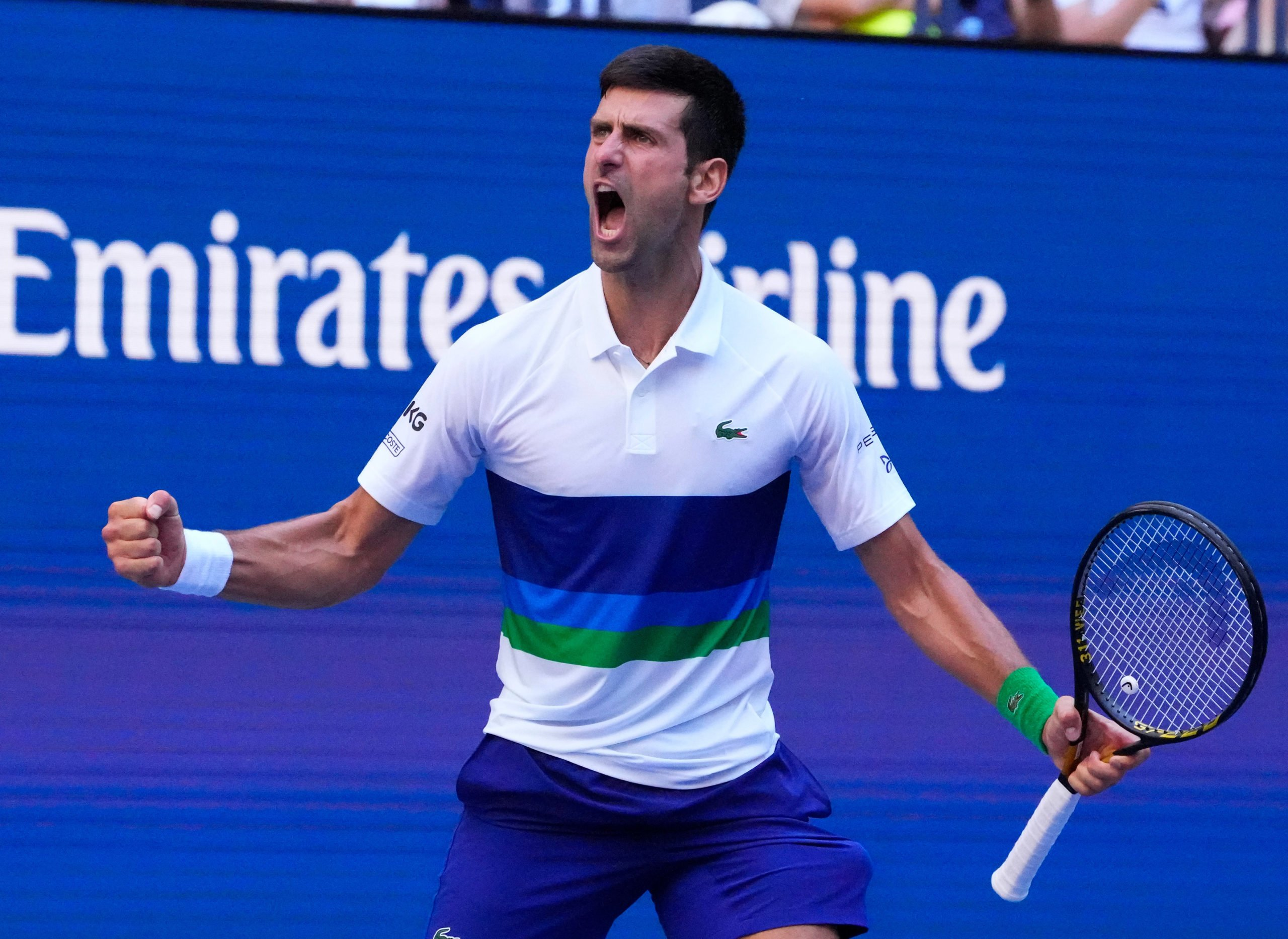 Джоковичу нравится его позиция в US Open и календарь четырех шлемов
