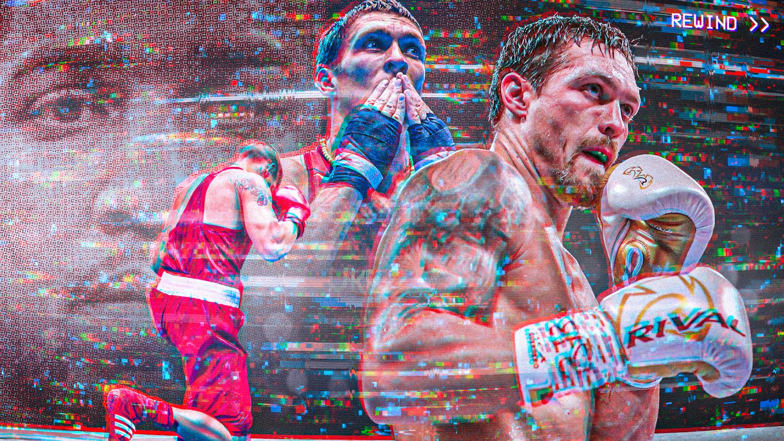 Джошуа против Усика: история самого болезненного поражения Александра Усика перед боем Энтони Джошуа    новости бокса