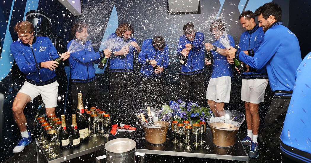 Кубок Лейвера: сборная Европы выигрывает четвертый титул подряд