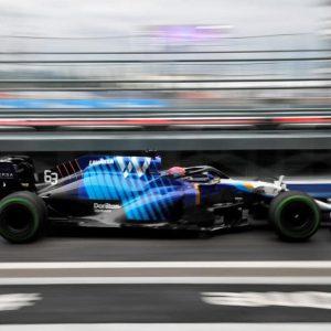 Норрис занял первое место в отборочных матчах Гран При России