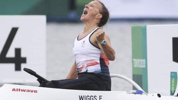 Паралимпийские игры в Токио: Великобритания выиграла больше золотых медалей и пересекла отметку в 100 медалей