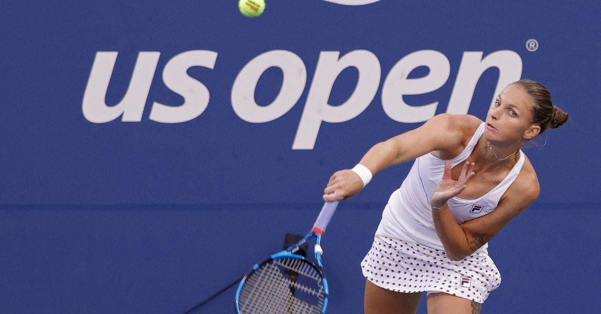 Плишкова выходит в четвертьфинал Открытого чемпионата США, став ее четвертой