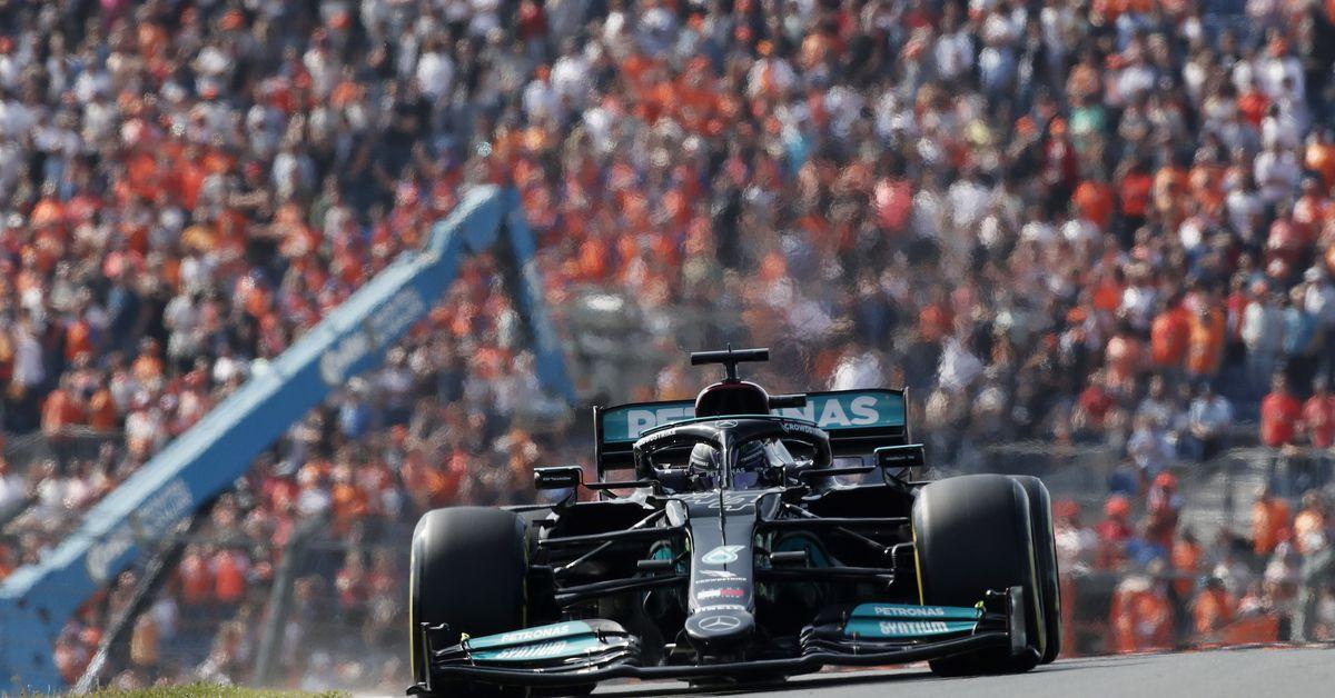 """Хэмилтон приветствует """" эпического """" Зандвоорта, когда голландский автодром возвращается в Формулу 1"""