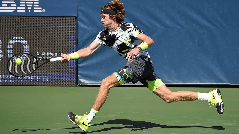 Рублев так и не прошел четвертьфинал US Open