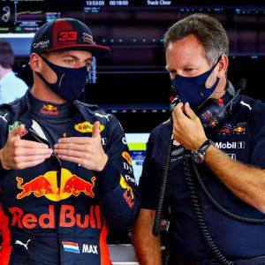 Хорнер отмахнулся от пенальти Ф1 для Макса Ферстаппена