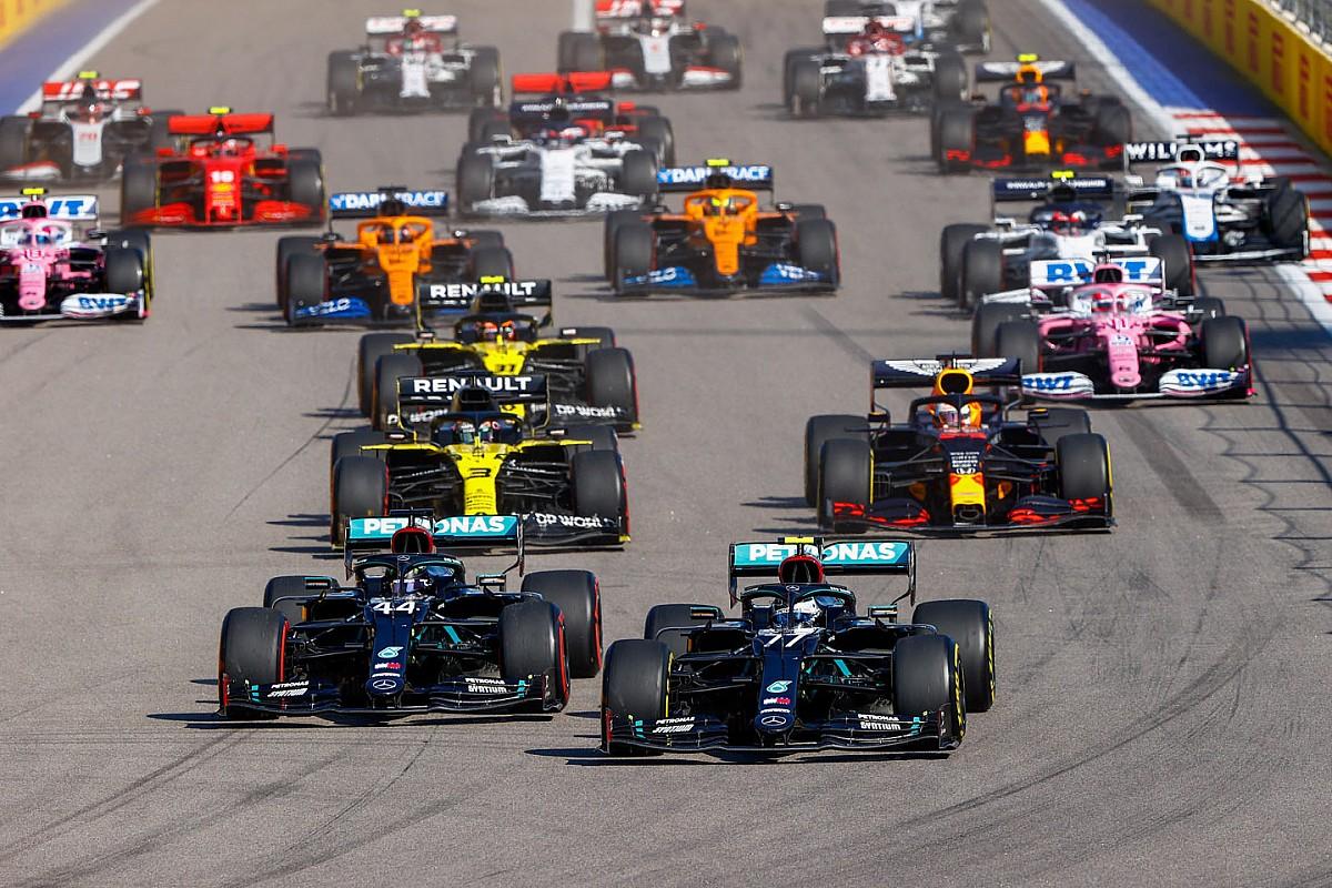2021 F1 Russian GP – Как смотреть, расписание сессий и многое другое