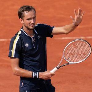 Медведев и Кудерметова возглавили российский теннис на Олимпиаде в Токио |  новости тенниса