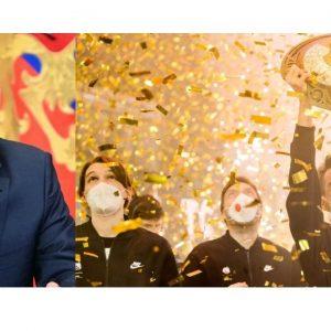«Меморандум Владимира Путина»;  Владимир Путин поздравил Team Spirit с победой в Dota 2 TI10
